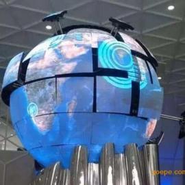 直径4米球形P6型号LED显示屏价格怎么计算