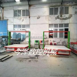 eps泡沫线条切割机,泡沫砖切割机今泽厂家