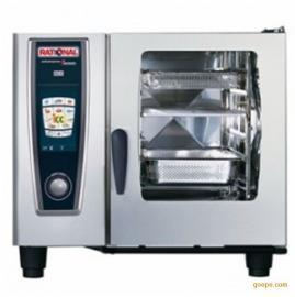 德国Rational蒸烤箱SCC61 莱欣诺商用蒸烤箱 乐信智能烹饪蒸烤箱