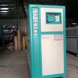 厂家批发10HP工业降温冷水机