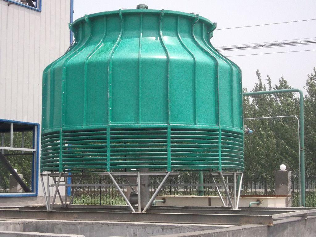 逆流式玻璃钢冷却塔
