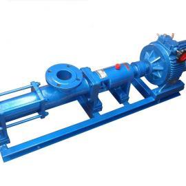 G50-2手��{速�o��速�温�U泵 高粘度螺�U泵 高�P程螺�U泵