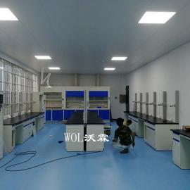 WOL 厂家承接第三方检测实验室设计装修