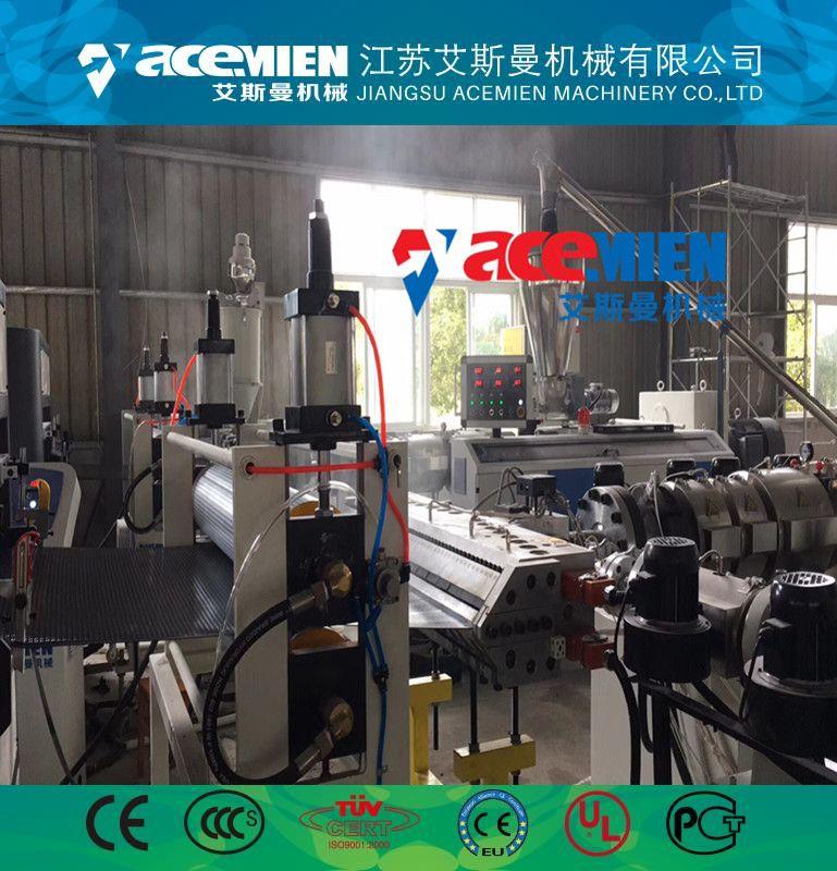 PVC瓦楞板 塑料合成瓦机械