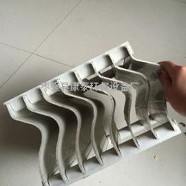 专业生产平板式 折板式 屋脊式除雾器