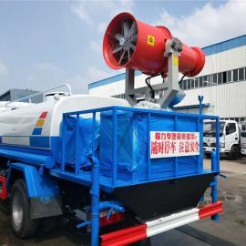 园林绿化多功能喷药车 浇水车