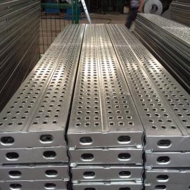 山东钢跳板厂家镀锌钢架板供应