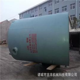 吉丰科技生产高效节能平流式溶气气浮机