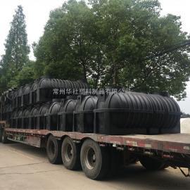 昆山3T耐酸碱污水收集罐三格化粪池新农村改造化粪池厂家
