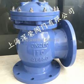 JM644X、JM744X、JM944X JM744X液动排泥阀