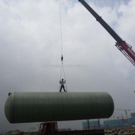 广州玻璃钢化粪池生产厂家