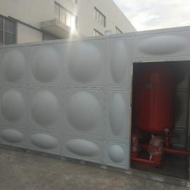 不锈钢水箱保温水箱
