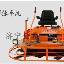 2米混凝土地面抹光机座驾式水泥光面收光机操作稳定