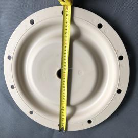 英格索兰气动隔膜泵配件 米黄色山道橡胶隔膜片 96475-A进口膜片