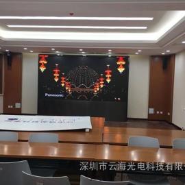 P1.923会议室LED显示屏整屏含安装单价多少钱一平方