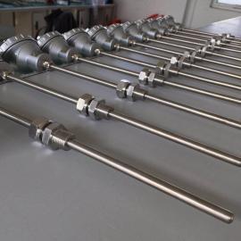 铠装热电偶WRNK-331 活动卡套螺纹热电偶 K型热电偶