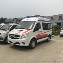 福田图雅诺救护车多少钱