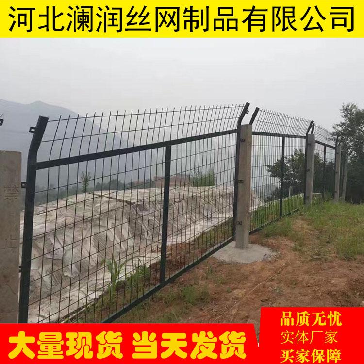高速铁路防护栅栏通线2010-8001