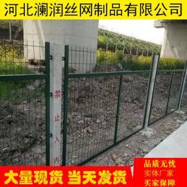 铁路防护栅栏厂家 现货框网