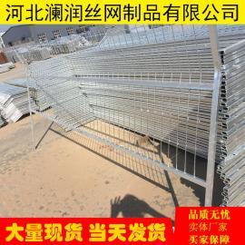 防爬网 水泥栅栏加高网片厂家哪里有?