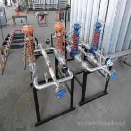 自立式调压阀双路调压装置集中供气装置