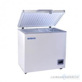 博科低温冷藏箱 -25℃200L卧式低温冰箱