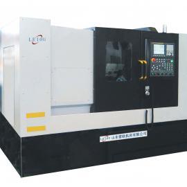 铣端面打中心孔机床_批量生产轴类零件的加工设备
