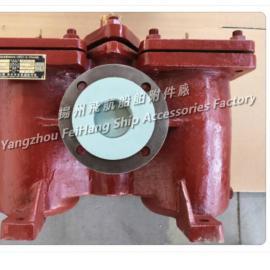 CBT425型轻柴油输送泵双联粗油滤器,净油机出口双联油滤器