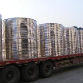 腾瑞达8L圆柱形不锈钢保温水箱