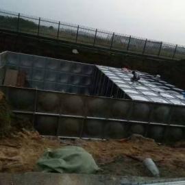 地埋式箱泵一体化 地埋水箱 地埋水箱厂家