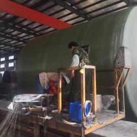 一体化预制泵站筒体 一体化预制泵站