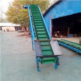 0.65米带宽9米长耐磨防滑倾斜装车输送机