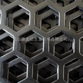 昆山铁板冲孔金属板网