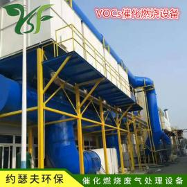 vocs有机废气处理rco催化燃烧室价格有资质包过