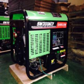 300A柴油发电电焊机-进口发电电焊机