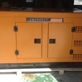 投标用500A柴油发电电焊机