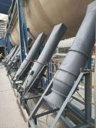 水泥厂用X45.25水泥窑风机