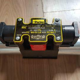 PARKER 电磁阀D1VW001CNJGJ5