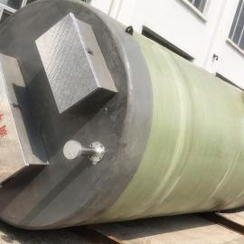 一体化污水提高泵站/污水提高泵站价格