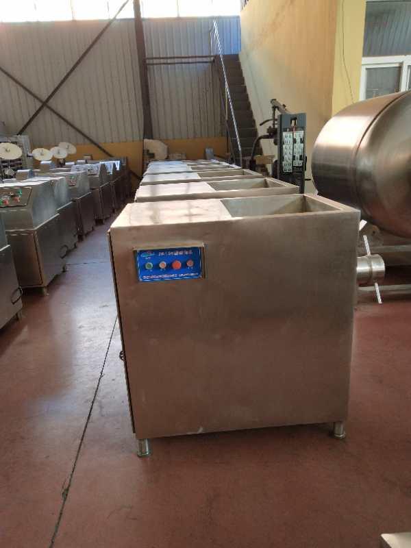 零下22度冻内绞肉机直接破碎冻肉186-78037911冻肉绞肉机价格