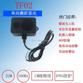 工业级激光测距传感器TF02