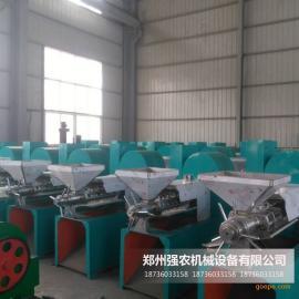 60型螺旋榨油机-60型菜籽榨油机-60型花生榨油机-60型大豆榨油机