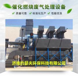 VOCs有机废气催化燃烧炉厂家包过达标有资质