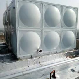 18吨屋顶消防水箱 箱泵一体化 生活水箱