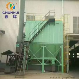 化工厂回转窑头窑尾ppc箱式布袋除尘器风量外形尺寸