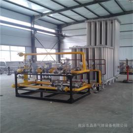 点供气化站设备 LNG天然气气化减压撬 LNG撬装设备
