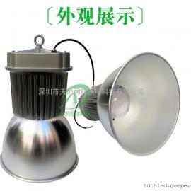 篮球场馆吊装照明灯具不刺眼防眩LED灯