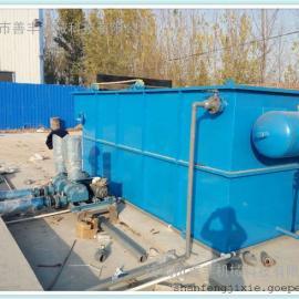 豆制品生产加工废水处理设备,不锈钢、碳钢溶气气浮机