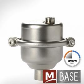 中国区代理 mankenberg 不锈钢排气阀 选型+技术支持 EB 1.32
