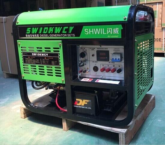 10kw柴油发电机 小型柴油发电机价格 厂家直销柴油发电机